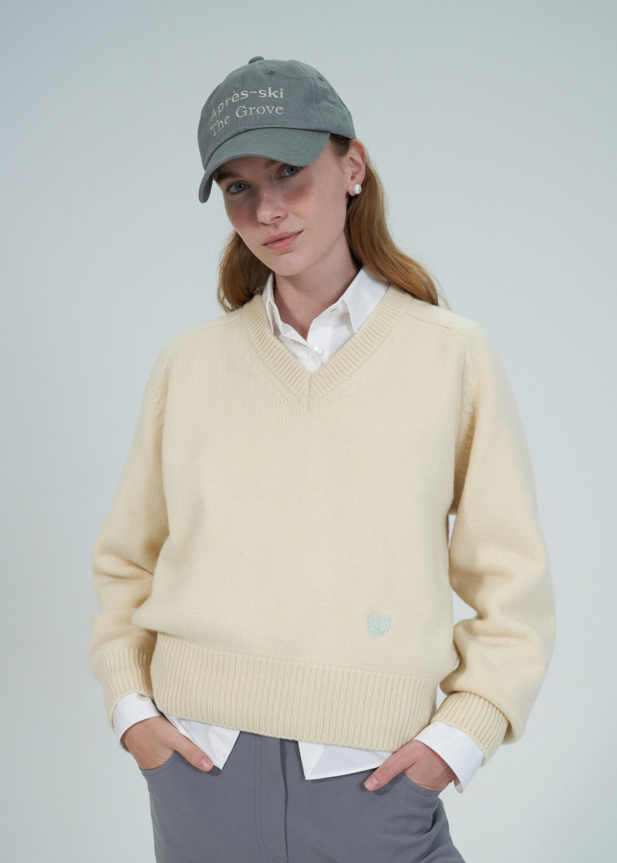 20FW SOPHIE KNIT [4color]