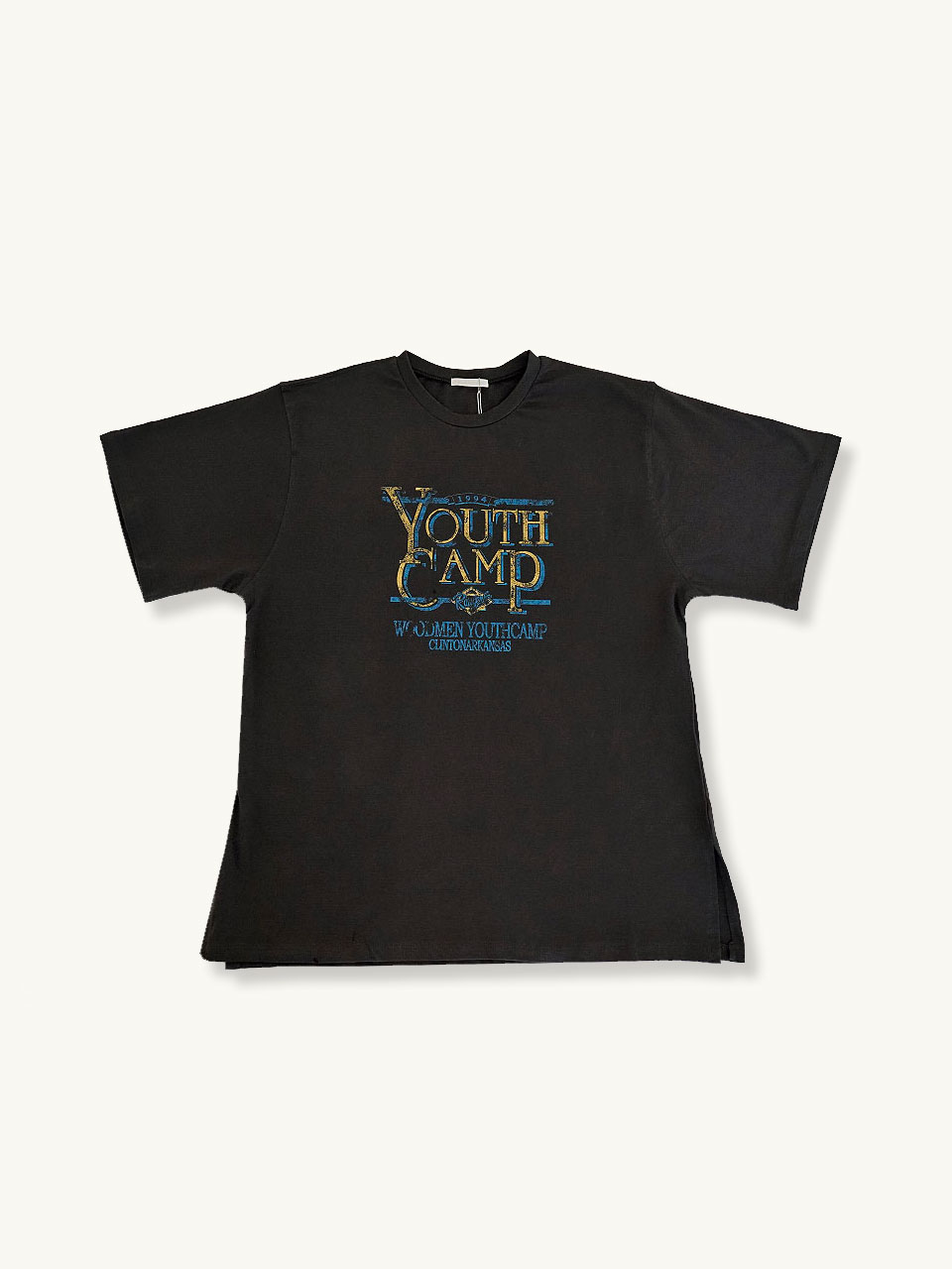 YOUTH CAMP TEE[2COLOR]
