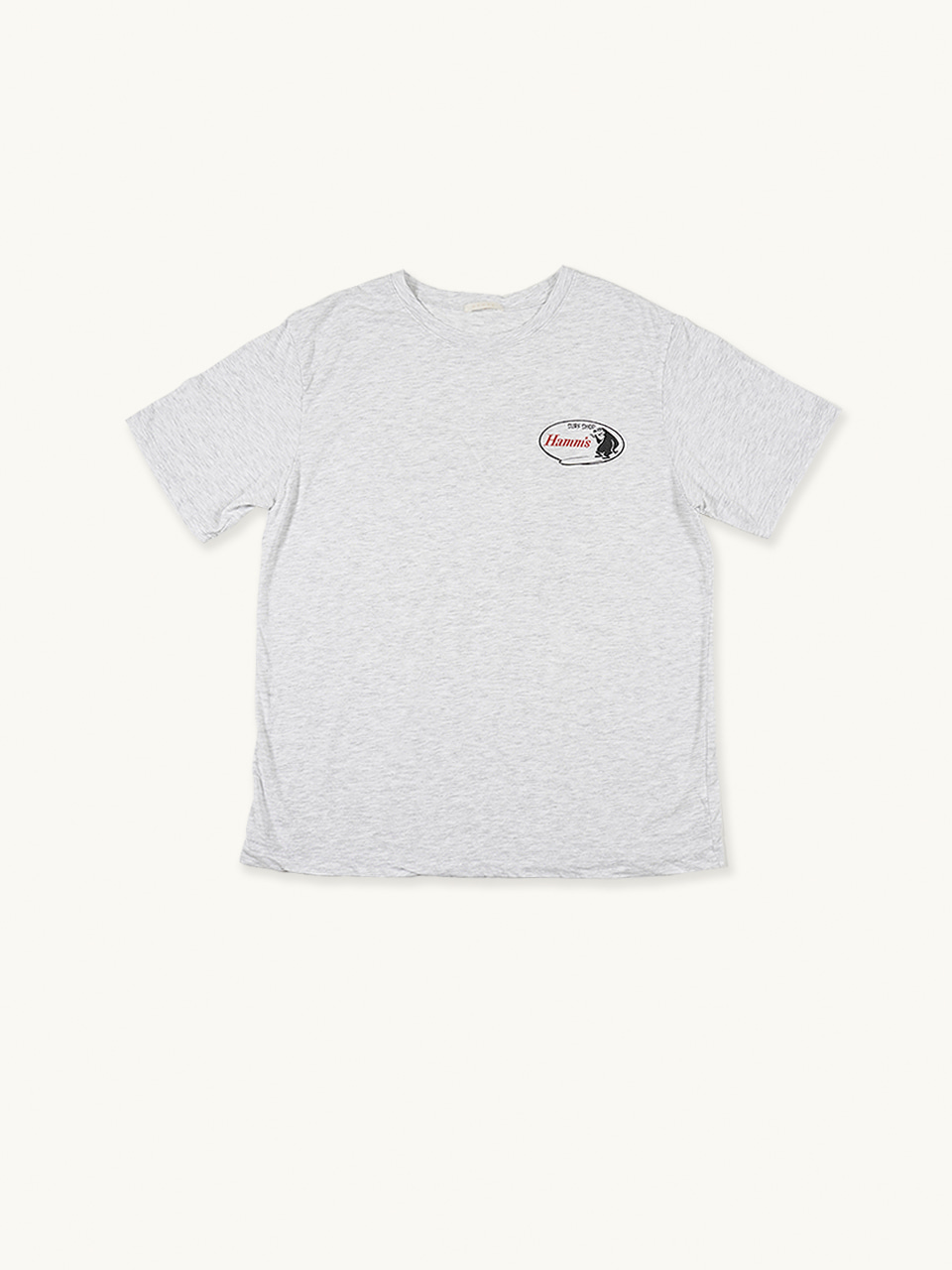 HAMM'S TEE[2COLOR]